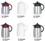 Colore doppio di bianco di stile Svp-1500CH dell'Europa del POT del caffè di vuoto