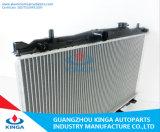 Radiador auto para el aluminio de KIA Cerato en 2007 ventas calientes