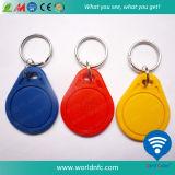 접근 제한 ABS Silicone Lf 125kHz Hf 13.56MHz Proximity RFID Key Fob
