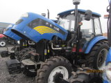 трактор фермы 100HP 110HP 4WD миниый с двигателем Yto