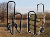 The Firewood Carrier Storage Hand Trolley를 위한 Good Quality에 옥외