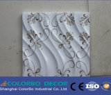 Крытое 3D Wave Wall Decorative Panels