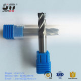2/4 Flutes Square End Mill Carbide End Mill pour l'acier