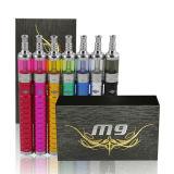 Vpark 100W Box Mod Rex Vaporisateur à fines herbes E-Cigarette Vape Mods Malaisie 2.5ml Sub Ohm Tank Electronic