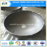 Casquillo de extremo de aluminio redondo del tubo de los casquillos de extremo de tubo de la alta calidad