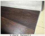 Настил Click PVC винила европейского способа деревянный