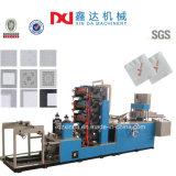 Machine automatique de produit de serviette de papier de chemise de tissu de serviette d'impression