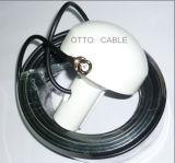 低損失XLPE Rg 174の二重ケーブル