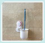 Balai d'ABS de support de balai de toilette de Bath fixé au mur