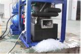 anúncio publicitário da máquina do fabricante de gelo da máquina de gelo da câmara de ar 10t/Day