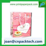 Bolsa de papel de lujo de la marca de fábrica famosa hecha a máquina
