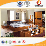A mobília a mais atrasada do quarto projeta as bases de madeira do quarto (UL-B88)