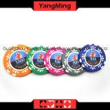 Conjunto de Chip de Poker de Etiqueta 760PCS (YM-MGBG002)
