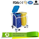 Krankenhaus ABS Laufkatze 3 Schichten mit Fußrollen (CE/FDA/ISO)