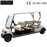 8人の乗客の電気観光のゴルフ車