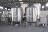 12000 litros por o sistema de osmose reversa água salgada/subterrânea da hora