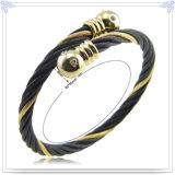 ステンレス鋼のブレスレットの魅力の宝石類の方法腕輪(BR176)