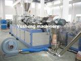 Riga di granulazione del PVC delicatamente/rigida di taglio caldo della macchina