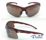 Le plastique neuf folâtre des lunettes de soleil avec le logo fait sur commande (DP1146TL)