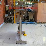 Máquina semiautomática da selagem do arrastamento da grão seca do pó