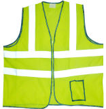 One Pocketの反射Safety Vest