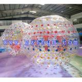 Bola pausada de la onda del agua inflable adulta doble de TPU
