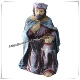 Levering voor doorverkoop van de Standbeelden van de Hars van het beeldje de Godsdienstige (iO-Ca031)