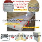 Strumentazione della cella frigorifera con rendere incombustibile