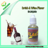 E-Vloeistof van het Aroma van de Drank van de Smaak van Kyc de Nieuwe voor e-Cig/Nacked Verpakking 30ml