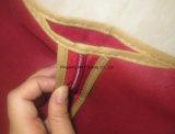 Cubierta de la ropa personalizada no tejido con cierre de cremallera