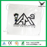 Su bolso modificado para requisitos particulares insignia del PE con su marca de fábrica
