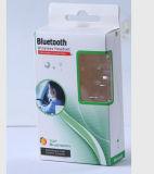 Mono fone de ouvido sem fio Handsfree dos auriculares do auscultadores do Mic Bluetooth 3.0
