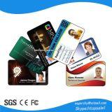 Cartão do Em do PVC RFID da alta qualidade