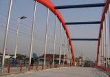 Puente revestido especial del tubo del acero inoxidable la barrera