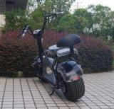Motorino grasso di Citycoco della gomma delle sedi della Cina 1000W due (JY-ES005)