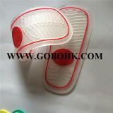 Almofada de rato de borracha líquida do PVC que faz a máquina