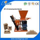Machine de fabrication de brique manuelle manuelle/à haute pression