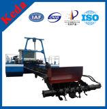 De Baggermachine van de Zuiging van de Snijder van het Zand van de dieselmotor