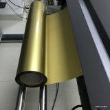 Het vinyl Document van de Overdracht/Pu Gebaseerde VinylBreedte de Lengte van 50 Cm 25 M voor Al Stof