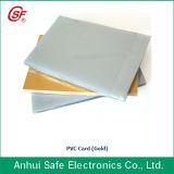 즉시 PVC 장 백색 박판으로 만드는 PVC 카드 없음