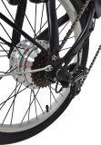 최신 작풍 36V 250W 무브러시 20inch 전기 접히는 자전거