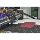 Подавать автоматической твердой коробки бумажный, клеить & располагая машина (YX-6418C)