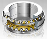 Cage de bronce 3207A Angular Contact Ball Bearing