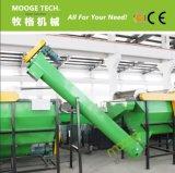 máquina de reciclaje de botellas de plástico PET (China fabricante líder)