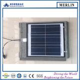 PVの鉄片太陽電池パネルシステム