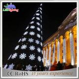Напольный большой свет рождественской елки гигант СИД PVC искусственний