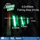 pesca di incandescenza di 6.0X50mm, strumenti di pesca nello scuro