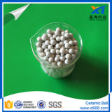 Bille en céramique de l'alumine Al2O3 inerte de 17%~23%