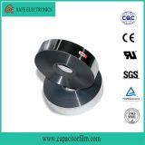 Película metalizada inclinação para o uso do capacitor