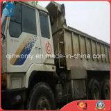 Corea del Sur 6 * 4-LHD-Drive Disponible Diesel-Motor / Caja de cambios Used 8 ~ 10cbm / 15ton Hyundai Manual Dump Truck